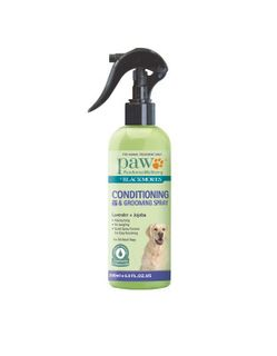 PAW CONDITIONER & GROOM SPRAY 200ML