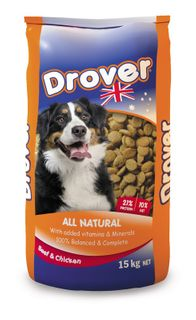 COPRICE DROVER DOG FOOD 15KG