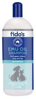 FIDOS EMU OIL SHAMPOO 1L P4510