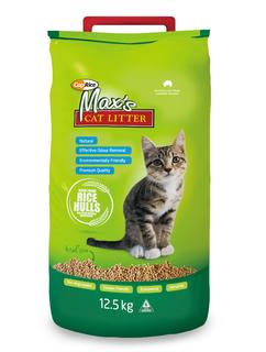 MAX CAT LITTER 12.5KG