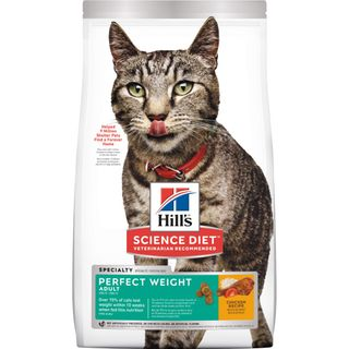 SCIENCE DIET FELINE PERFECT WEIGHT 1.3KG