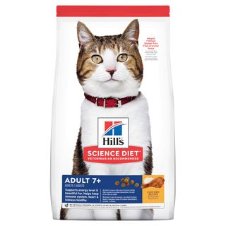 SCIENCE DIET FELINE MATURE ADULT 1.5KG