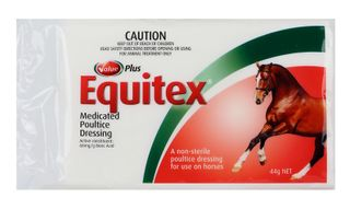 VALUEPLUS EQUITEX MEDICATED DRESSING 44G