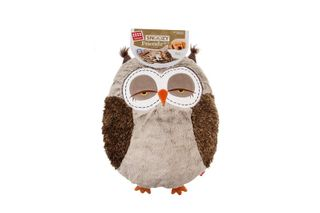 GIGWI SNOOZY FRIENDS CUSHION OWL