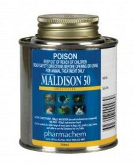 MALDISON 50 INSECTICIDE 250ML