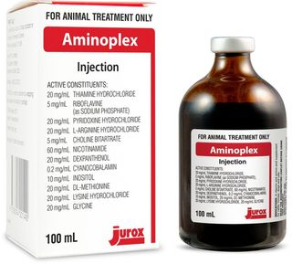 JUROX AMINOPLEX INJECTION 100ML