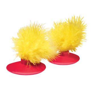 KONG CAT FEATHER TOY REPLACEMENT CA48FT