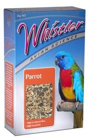 WHISTLER AVIAN SCIENCE PARROT 2KG