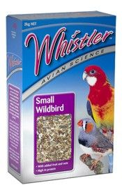 WHISTLER AVIAN SCIENCE SML WILDBIRD 2KG