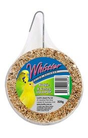 WHISTLER BUDGIE CANARY LOLLIPOP 320G