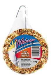 WHISTLER LARGE WILDBIRD LOLLIPOP 300G
