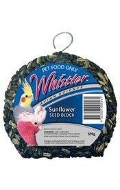 WHISTLER SUNFLOWER BLOCK 590G