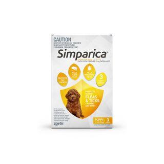 SIMPARICA 1.3-2.5KG 3PACK