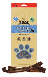 ZEAL FRN SPARE RIBS 125G