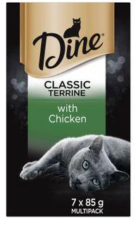 DINE CHIC TERRINE SVMS 7X85G