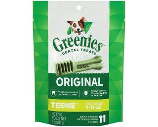 GREENIES TRIAL PACK 85G TEENIE