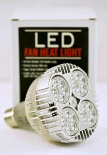 VG LED FAN HEAT LAMP E27 240V 35W