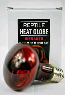 VG HEAT LAMP INFRARED E27 240V 75W