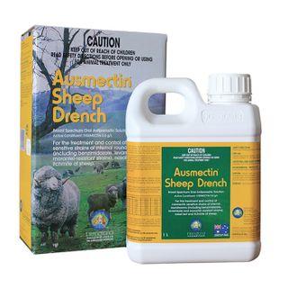INTERNATIONAL ANIMAL HEALTH AUSMECTIN SHEEP DRENCH 1L
