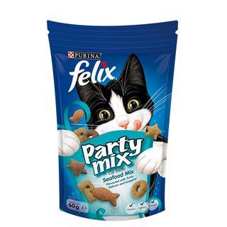 FELIX PARTY MIX SEAFOOD 60G