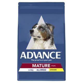 ADVANCE DOG MATURE CHICKEN 15KG