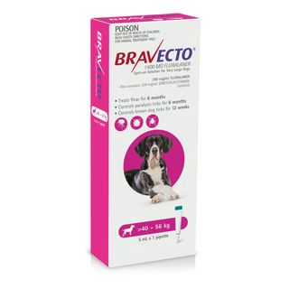 BRAVECTO DOG SPOT ON 40-56KG 1PACK
