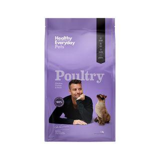 HEP CAT POULTRY 1.5KG