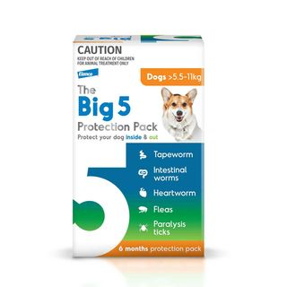 THE BIG 5 PROTECTION PACK 5.5-11KG