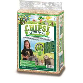 CHIPSI GREEN APPLE BEDDING 3.2KG
