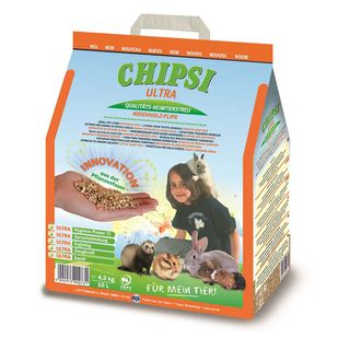 CHIPSI ULTRA BEDDING 10L