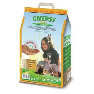CHIPSI ULTRA BEDDING 20L