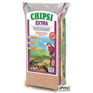 CHIPSI EXTRA MEDIUM BEDDING 15KG
