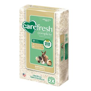 CAREFRESH WHITE PAPER BEDDING 10L
