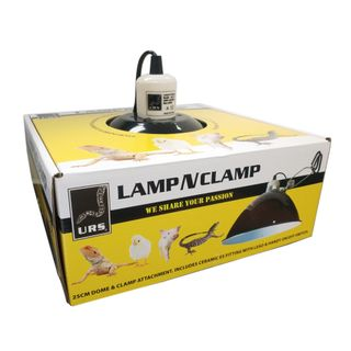 URS LAMP N CLAMP 250MM