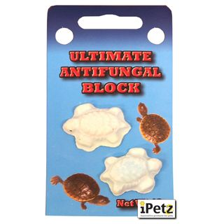 ULTIMATE REPTILE SUPPLIERS TURTLE ANTIFUNGAL BLOCK 12G