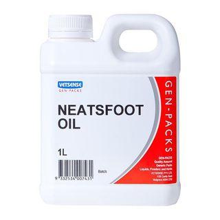 VETSENSE GEN-PACK NEATSFOOT OIL 1L