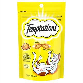 TEMPTATIONS TASTY CHICKEN 85G