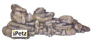 ULTIMATE REPTILE SUPPLIERS ROCKY OUTCROP GREY BOULDER SMALL