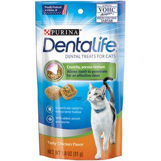 DENTALIFE CAT DENTAL TREAT CHICKEN 51G