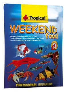 TROPICAL WEEKEND FOOD 20G