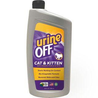 URINE OFF CAT & KITTEN FORMULA 946ML