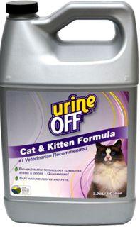 URINE OFF CAT & KITTEN FORMULA REFILL 3.78L