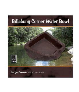 URS BILLABONG CORNER BOWL LARGE BROWN