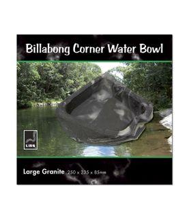 URS BILLABONG CORNER BOWL LARGE GREY
