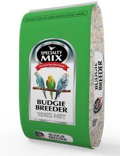 SPECIALTY MIX BUDGIE BREEDER 10KG