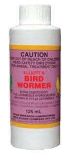 INCA BIRD WORMER 125ML