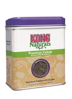 KONG CAT NATURALS CATNIP 1OZ 28.3G