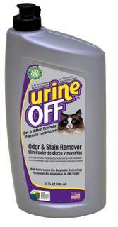 URINE OFF CAT & KITTEN 946ML NEW