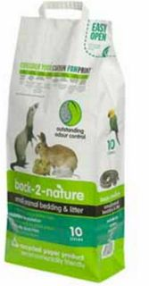 BACK 2 NATURE CAT LITTER 10L