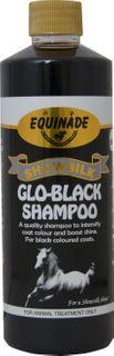 EQUINADE SHOWSILK SPOO GLO BLACK 500ML